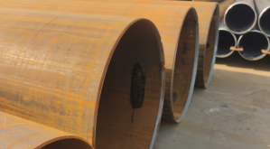 The main process of seamless steel pipe