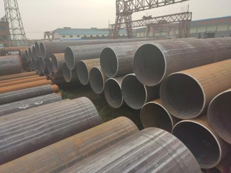 Connection method of galvanized steel pipe