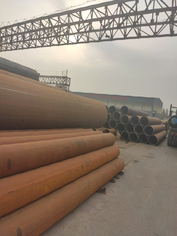 Cold-drawn thick-walled seamless steel tube manufacturing process