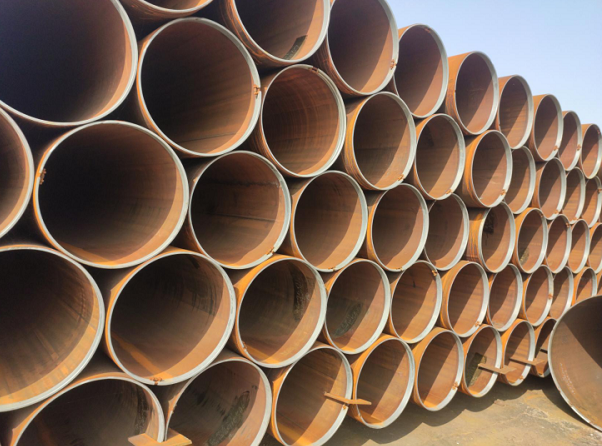 What is the heat treatment process of large-diameter steel pipes?