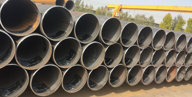 Where is the seamless steel pipe used