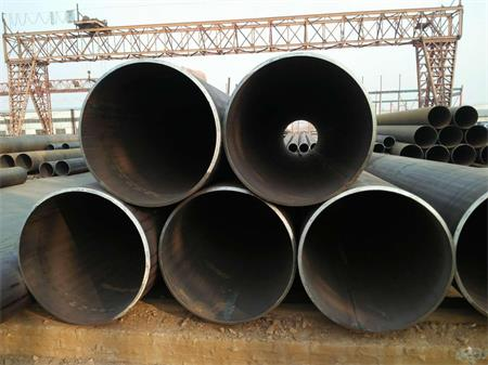 The application of the welded steel pipe for natural gas transportation